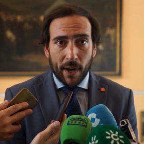 """Moraga (Cs) critica que Espadas """"solo vende humo electoralista y no tiene ningún proyecto de ciudad"""""""
