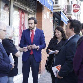"""Moraga (Cs) apuesta por """"la digitalización y rebajas fiscales"""" para apoyar a comerciantes y emprendedores"""