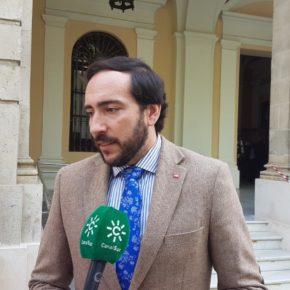 """Moraga (Cs) apuesta por """"un plan estratégico de consenso"""" y critica """"el electoralismo del PSOE"""""""