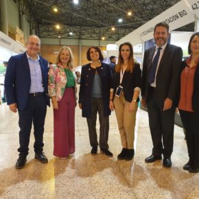 Ana Llopis (Cs) muestra su apoyo a la industria ecológica andaluza como base del desarrollo sostenible de Andalucía