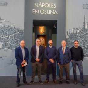 Cambronero (Cs) apuesta por la recuperación la Colegiata de Osuna como principal atractivo cultural del municipio