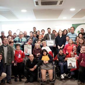 Cambronero (Cs) reafirma su compromiso con la plena integración de la población discapacitada