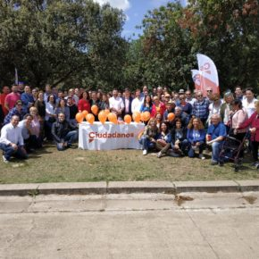 """Cambronero (Cs) asegura que Ciudadanos tiene un """"plan muy ambicioso"""" que defiende todos los modelos de familia"""