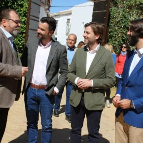 """Pau Cambronero (Cs): """"El domingo vamos a lograr el cambio en España liderado por Albert Rivera"""""""