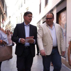 Pimentel (Cs) anuncia la creación de una Delegación de Patrimonio Histórico