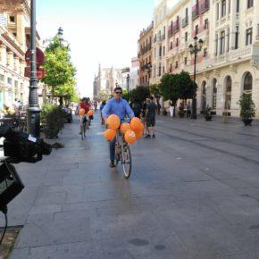 """Pimentel (Cs): """"Sevilla carece de una movilidad sostenible por culpa de la ineficaz política presupuestaria de Espadas"""""""