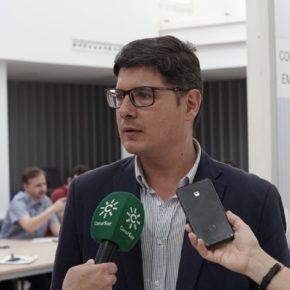 """Pimentel lamenta que Espadas haya convertido al Ayuntamiento en la """"agencia de recolocación del PSOE"""""""