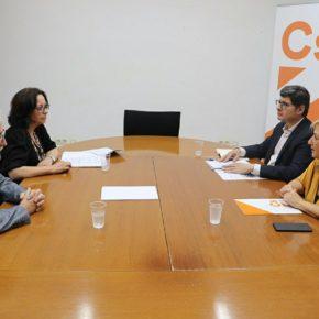 Ciudadanos se compromete a seguir trabajando en las políticas de apoyo a los autónomos desde todas las administraciones