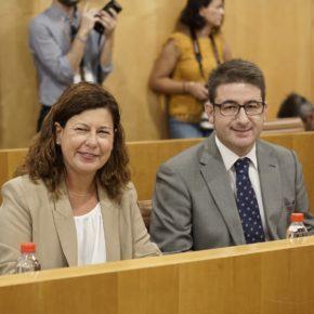 Ciudadanos estrena el mandato en la Diputación proponiendo un gran Acuerdo por el Desarrollo de Sevilla