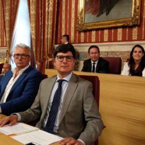 """Pimentel: """"Ciudadanos cumple su compromiso de regeneración impulsando la limitación de mandato en el gobierno andaluz"""""""