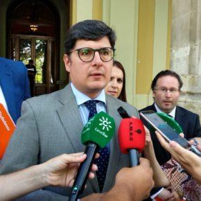 """Ciudadanos anuncia su abstención a la actualización de sueldos """"impuesta"""" por el socialista Espadas"""