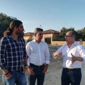 Ciudadanos Dos Hermanas propone la mejora urgente de acerados y carril bici en la calle Malva