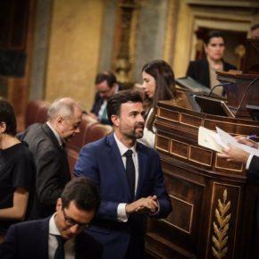 """Ciudadanos exigirá explicaciones al Gobierno de Sánchez sobre la """"demoledora"""" caída de la inversión estatal en Sevilla"""