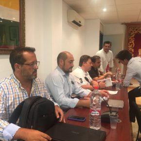 El Pleno de Bormujos aprueba la moción de Ciudadanos que da por finalizado el contrato de limpieza con la Mancomunidad del Guadalquivir