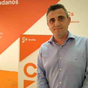 Ciudadanos designa a Juan José Gallego portavoz de la formación naranja en la Mancomunidad del Guadalquivir