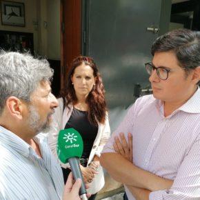 """Pimentel critica """"la incapacidad de Espadas"""" para atajar los problemas de seguridad del barrio del Porvenir"""