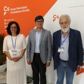Ciudadanos pide la incorporación de los autónomos al Consejo Económico y Social de Sevilla