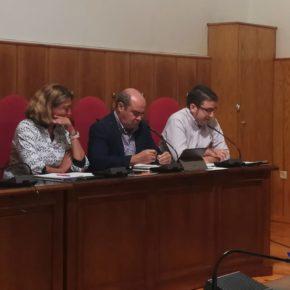 Ciudadanos saca adelante la moción sobre la financiación autonómica en el Pleno de Palomares
