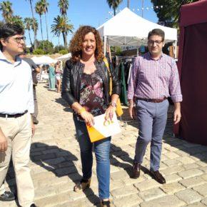 Ciudadanos valora la eficacia del Gobierno andaluz, que ya ha pagado 8,5 millones de euros de ayudas por el temporal