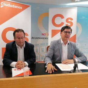 """Ciudadanos pide la retirada de la ordenanza de patinetes por ser """"la más restrictiva de Europa"""""""