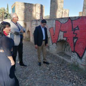 """Ciudadanos reclama una """"intervención de urgencia"""" en los Jardines de la Buhaira"""