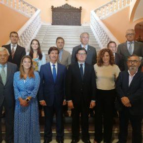 Ciudadanos respalda las reivindicaciones de la plataforma 'Sevilla ya' sobre el desarrollo de infraestructuras
