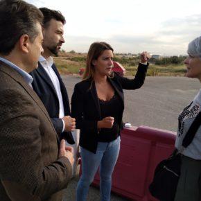 """Salmerón: """"Los túneles de la SE-40 son la gran mentira con la que PP y PSOE han engañado a los sevillanos"""""""