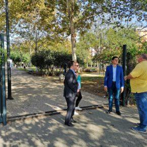 """Ciudadanos reclama """"la apertura de un centro cívico"""" para dar cobertura de """"equipamientos públicos"""" a Santa Justa"""