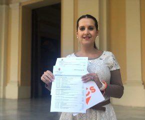 """Ciudadanos advierte de que Espadas y Adelante han pactado """"un tijeretazo del 50%"""" al presupuesto del Servicio de la Mujer"""