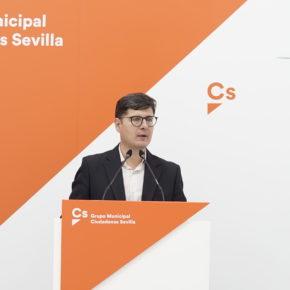 """Ciudadanos advierte del """"caos"""" que supondrá recuperar el Plan Centro """"sin alternativas de movilidad"""""""