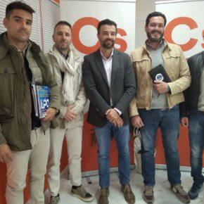 """Cambronero: """"Ciudadanos mantiene su compromiso de ejecutar la equiparación salarial de las Fuerzas y Cuerpos de Seguridad del Estado"""""""
