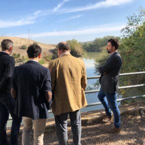 """Cambronero: """"La presa de San Calixto es otras de las deudas que el bipartidismo mantiene con los sevillanos"""""""