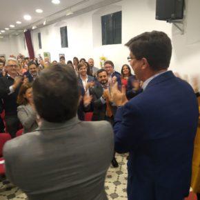 "Marín: ""Somos imparables. España está en marcha porque Ciudadanos está en marcha"""