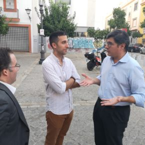 """Ciudadanos alerta de """"un repunte de la inseguridad"""" en la zona norte del Casco Antiguo"""