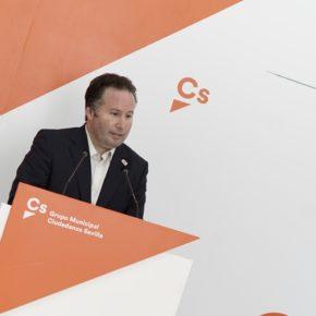 """Ciudadanos pide """"agilizar"""" la convocatoria de la comisión de seguimiento de los acuerdos del Pleno"""