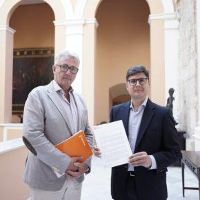 """Ciudadanos presenta un pliego de condiciones para adjudicar la Gavidia, con """"un mínimo del 50% de dotación pública"""""""