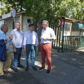 """Ciudadanos exige a Espadas que concrete una """"fecha exacta"""" para trasladar el depósito de grúa a su nueva ubicación"""