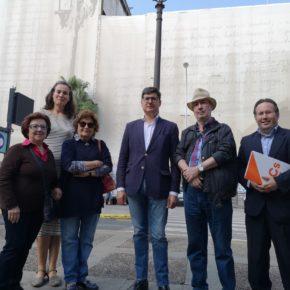 """Ciudadanos denuncia la """"artimaña presupuestaria"""" de Espadas para que la venta de la Gavidia vaya """"a pagar deuda"""""""