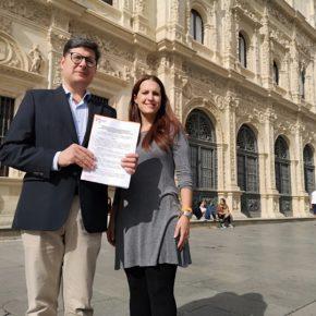 """Ciudadanos propone """"reducir el cupo político"""" en las juntas de distrito en favor de """"la elección directa de vecinos"""""""