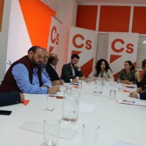 """Giménez: """"Ciudadanos es el partido que tiene las soluciones contra las desigualdades que padece la comunidad gitana"""""""