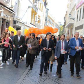 """Imbroda: """"El domingo Ciudadanos volverá a llenar las urnas para que Ciudadanos sea el partido útil que necesita España"""""""