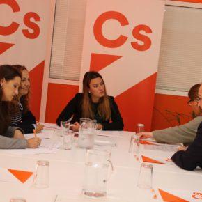 """Salmerón: """"Ciudadanos hará que, por primera vez en España, sea posible conciliar la vida familiar y laboral"""""""
