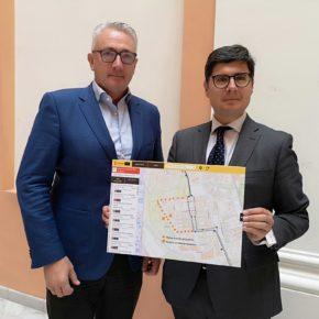 Ciudadanos propone modificar el trazado de la línea 3 de Tussam para ampliar su recorrido por Los Bermejales