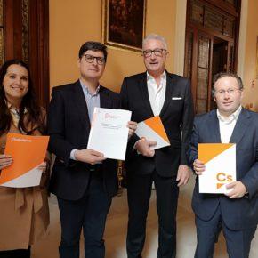 """Ciudadanos critica que Espadas y """"los populistas"""" hayan """"tumbado"""" sus enmiendas que """"centraban el presupuesto"""""""