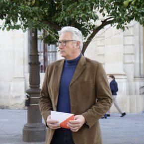 """Ciudadanos tacha de """"inaudito"""" que Espadas haya """"expulsado a la oposición"""" del consejo de la ROSS"""