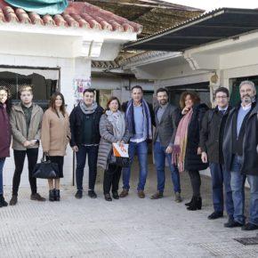 Ciudadanos defiende la necesidad de establecer una conexión directa de la SE-40 hacia el polígono industrial La Estrella