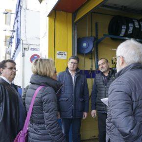 """Ciudadanos lamenta que el """"miedo"""" se haya apoderado de los comerciantes de Los Carteros ante """"la falta de seguridad"""""""