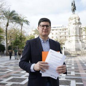 """Ciudadanos propone """"la bonificación del 95% del impuesto de plusvalía"""" para """"revertir la masiva subida fiscal"""""""