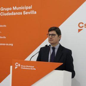 """Pimentel exige a Espadas que """"no abra el debate de limitar el tráfico en el Casco Antiguo sin solucionar los errores del Plan Centro"""""""