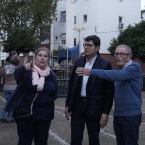 """Ciudadanos prevé """"un caos de tráfico y aparcamientos"""" por las obras del nuevo colector de la Ronda de Tejares"""